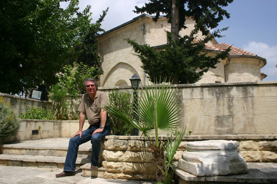 Davut vor der Pauluskirche