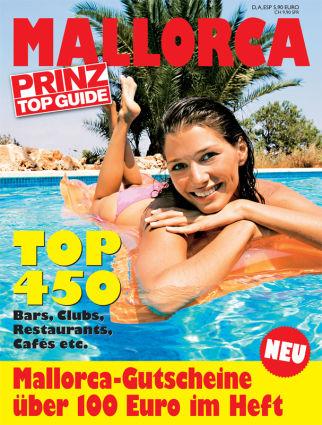 PRINZ Top Guide Mallorca, Foto-Quelle:http://www.prinz.de/magazin/gewinnspiele/prinz-top-guide-mallorca,1094541,1,Gallery.html