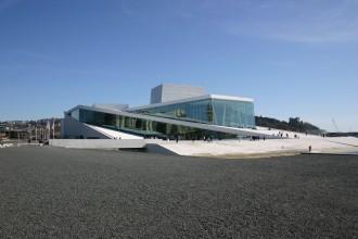 Norwegen: Die Neue Oper von Oslo: Symbol für ein weltoffenes, tolerantes Norwegen