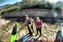 Mallorca-Surf-Shoot: Joan, Robby,Dennis