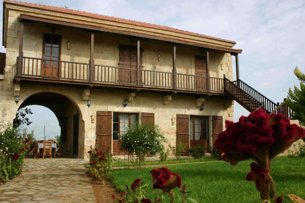 Arch House Nordzypern bei Karpaz
