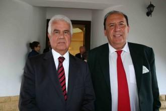 Präsident und Konsul