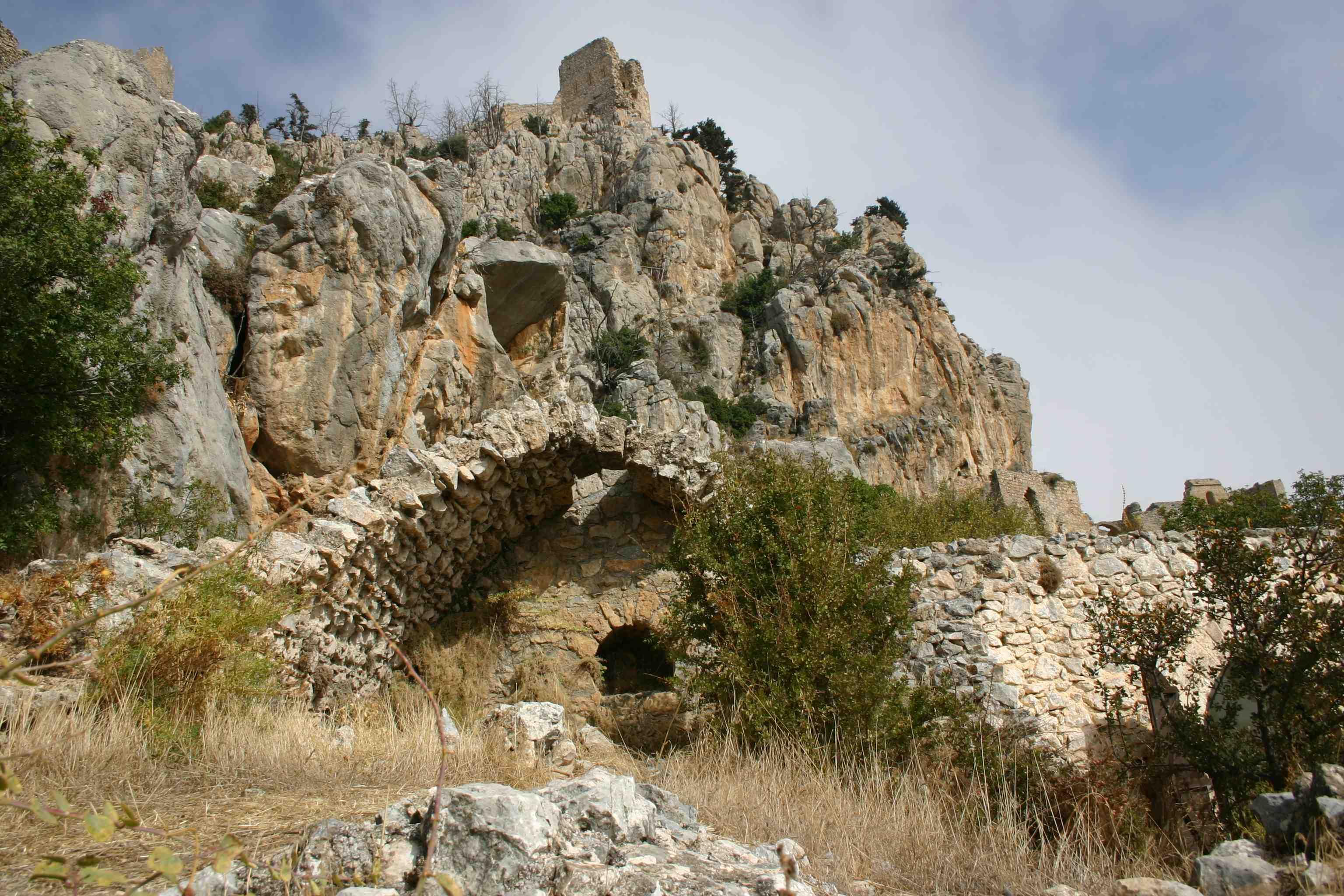 Sankt Hilarion Castle