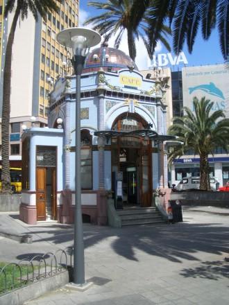 Las Palmas de Gran Canaria auf Gran Canaria
