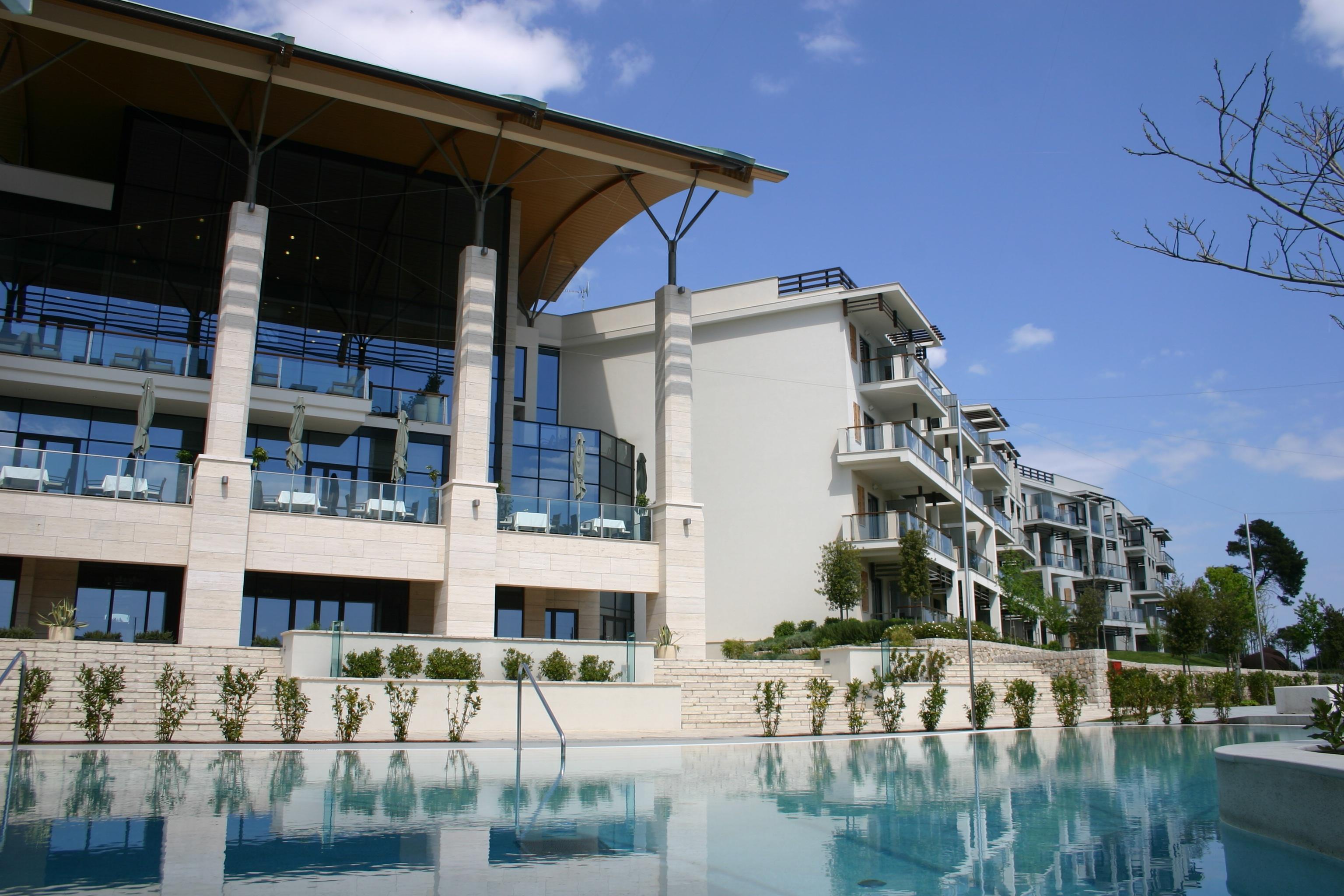 Monte Mulini Pool