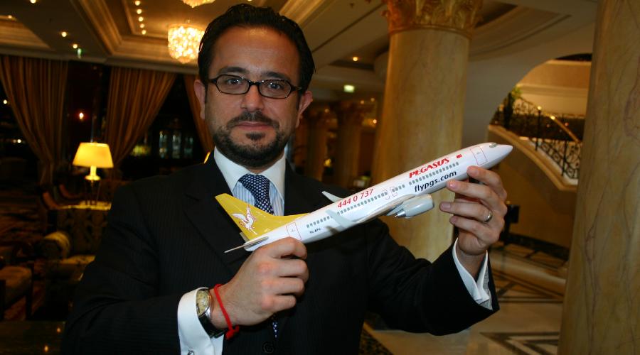 Ali Sabanci gehört Pegasus Airlines