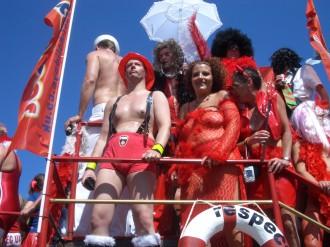 Lesbische Frauen CSD Gran Canaria