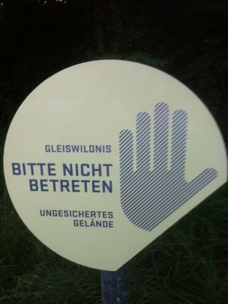 Berlin/ Kreuzberg/ Mitte/ Park auf dem Gleisdreieck/ Foto Gleiswildnis