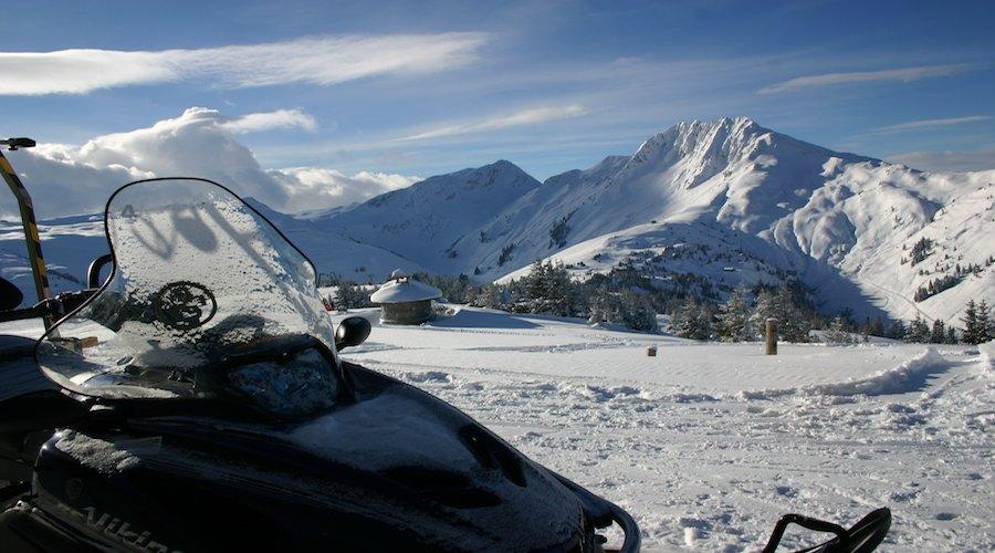 Ski-Doo Kitzbüheler Alpen-Panorama