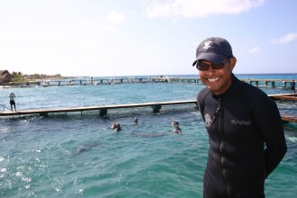 Landgang mit Tauchkurs auf die Insel Cozumel