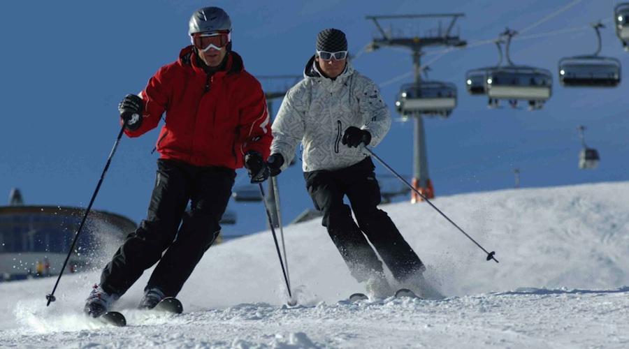 Skifahren im Kronplatz-Skigebiet