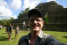 Robert Niedermeier alias Reiserobby in Mexiko, Costa Maya