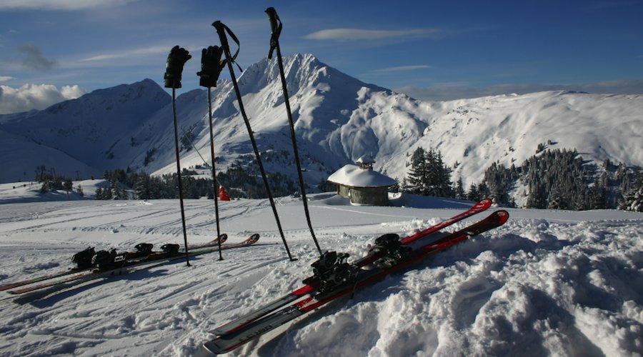 Kitzbüheler Alpenpanorama, Foto von Robert Niedermeier