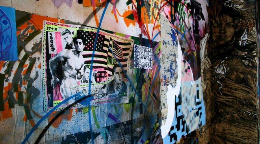 Street Art in Hackney