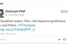 Screenshot Von_unterwegs in Japan-Tweet