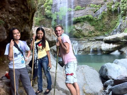 Südostasien: Levent Köksal - rechts im Bild hat endlich einen eigenen Blog und wird noch bis mindestens September 2013 unterwegs sein.