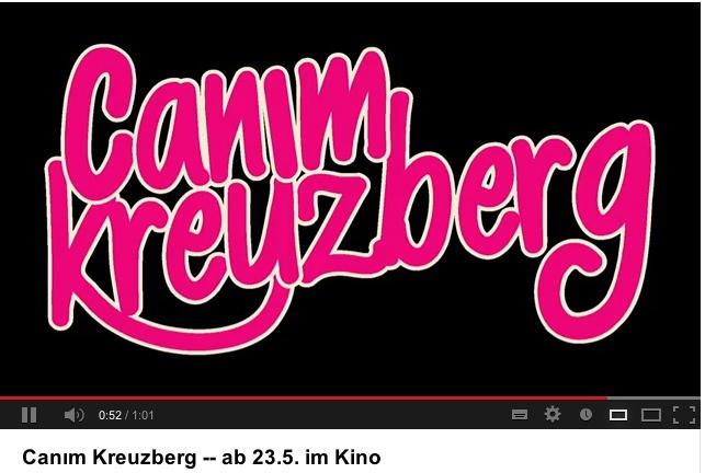 Canim Kreuzberg-Trailer »Canım Kreuzberg« – ab 23.5. im Kino Dokumantarfilm 2012 | Zwei Liebeserklärungen an Kreuzberg von Aslı Özarslan & Canan Turan Canım Kreuzberg besteht aus »Kıymet« von Canan Turan & »Bastarde« von Aslı Özarslan
