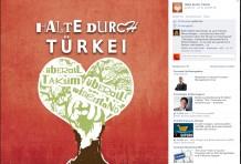 Halte durch, Türkei!Foto-Quelle: https://www.facebook.com/haltedurchturkei