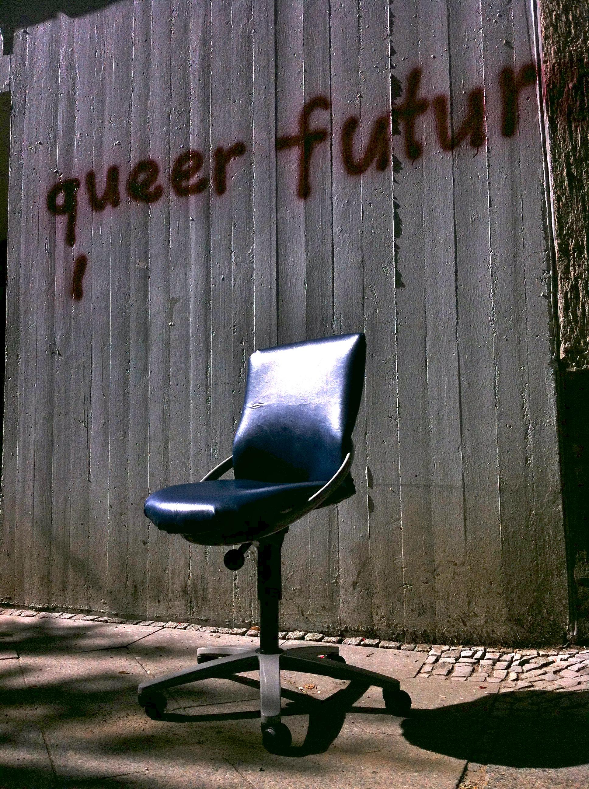 Queer Future. Rosa Zukunft in Neukölln