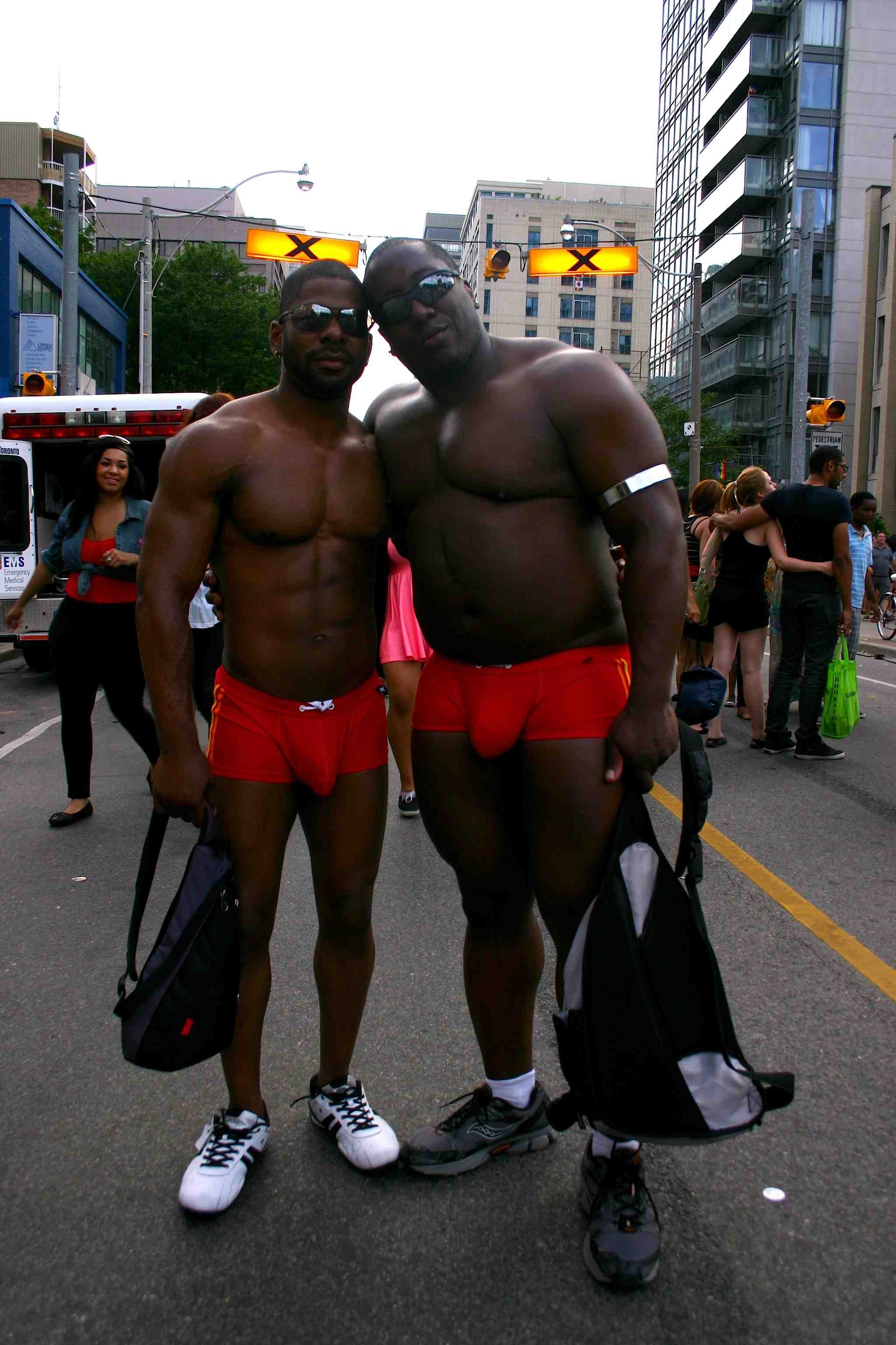 Pride Street Party Gay Village Toronto 2013