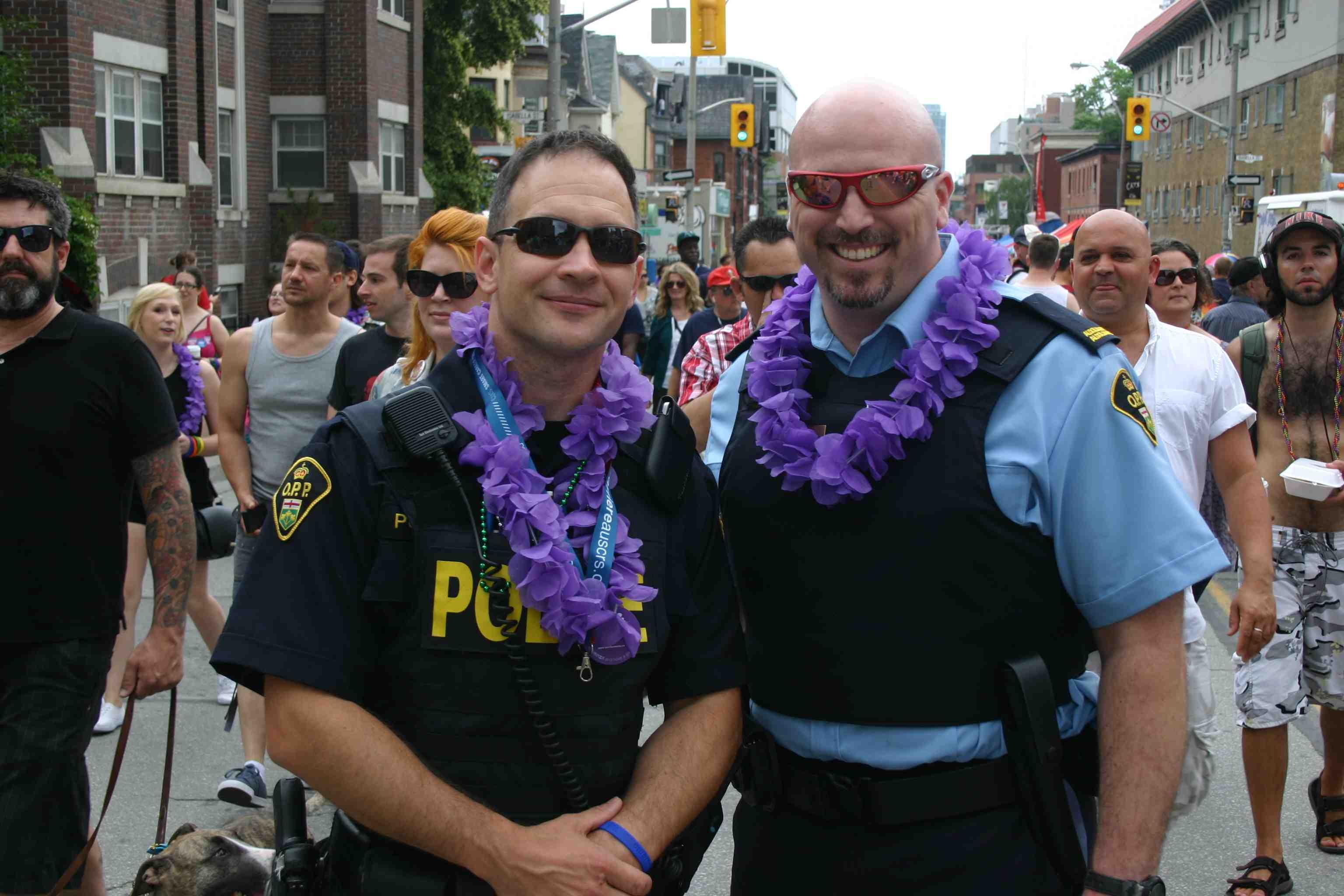 Toronto Pride: Bilder und Beobachtungen vom 29. und 30. Juni 2013