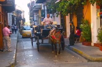 Cartagena: Mit der Kutsche durch die Altstadt