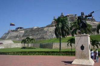 Die Festung von Cartagena