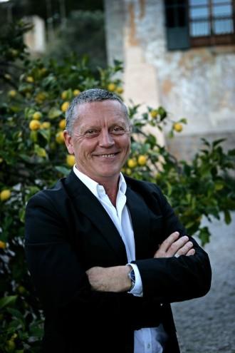 Der Besitzer des Fincahotels – Dieter Rahmel