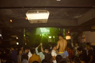 DJ-Station: Sorry, der Fotograf war blau, Foto: Robert Niedermeier
