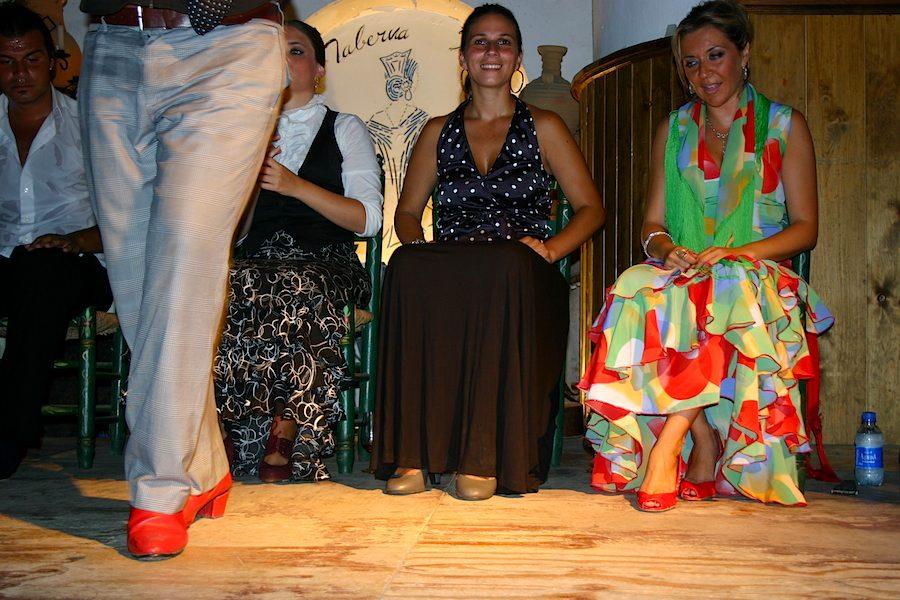 Taberna Flamenco: Die Show beginnt