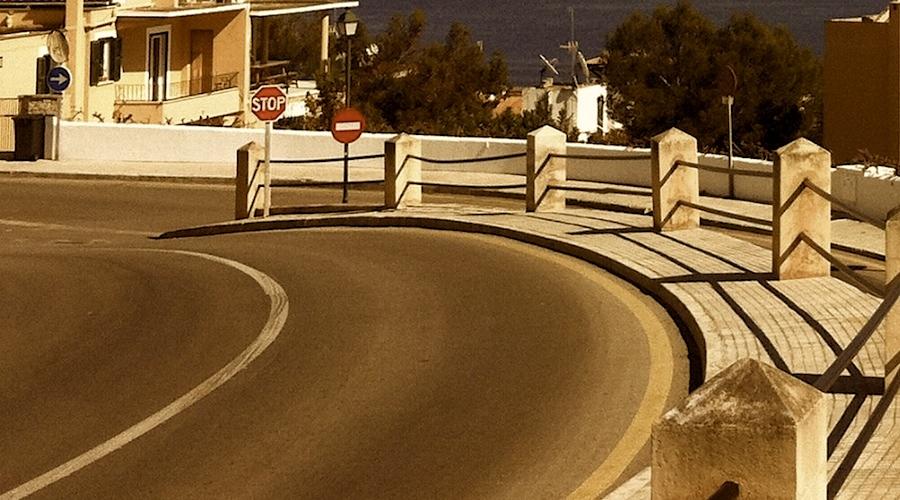 Mallorca: Auf der schiefen Bahn, Trickdiebstahl und Gaun