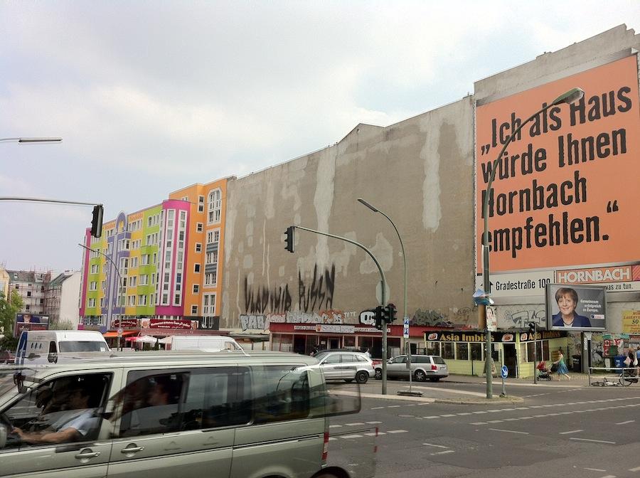 Architekturwettbewerbswürdig: Flughafenstraße Ecke Hermannstraße