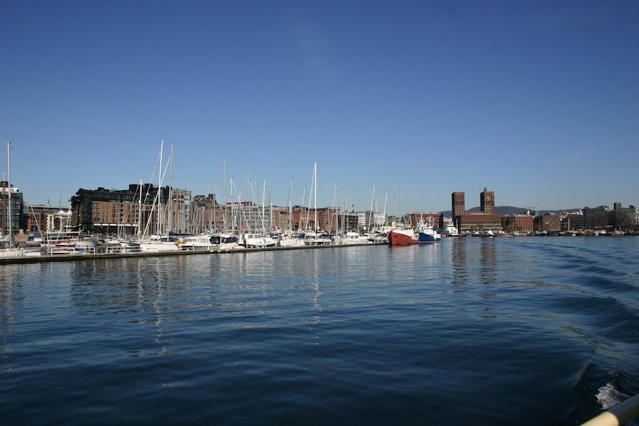 Oslo ist zum zweiten Mal Europride-Gastgeber. (Foto: Robert Niedermeier)
