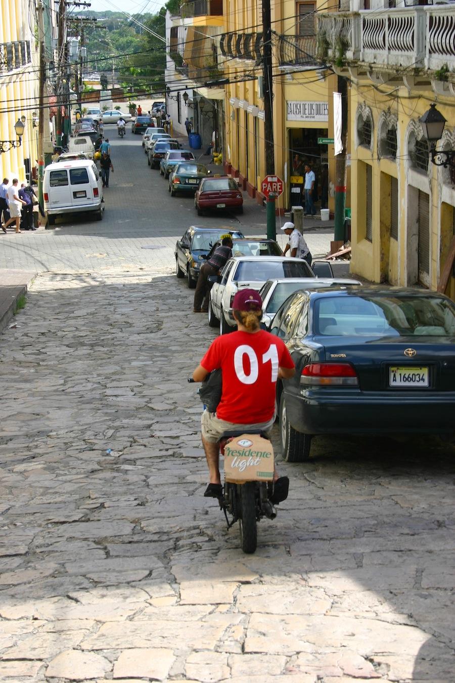 Santo Domingo: Abseits der Altstadt, Foto: Robert Niedermeier