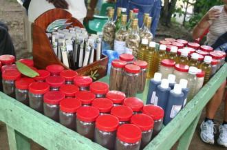 Vanille und Zimt-Produkte als Mitbringsel