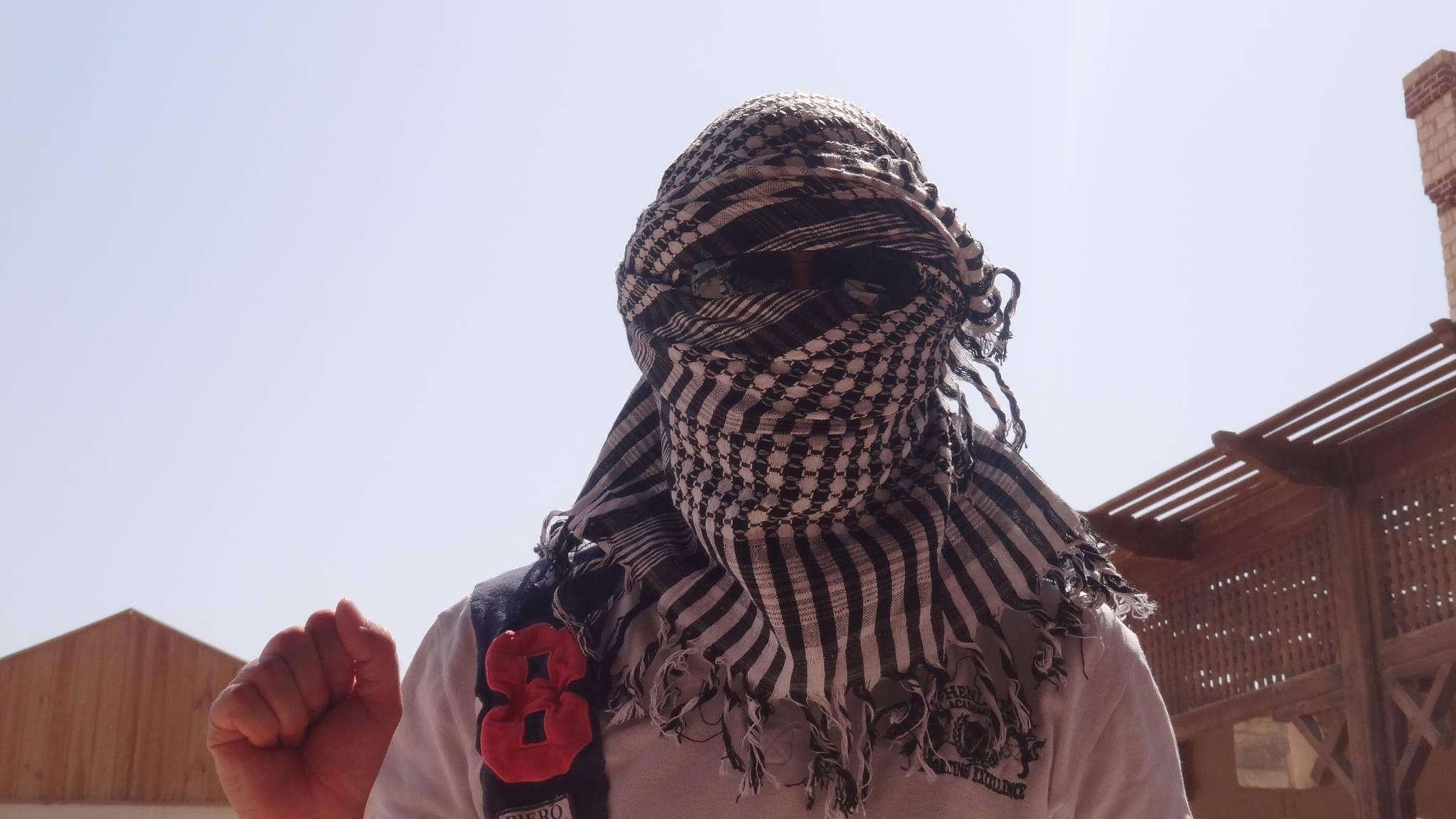 Planen schwule Linke in Ägypten Schlimmes gegen Berger?