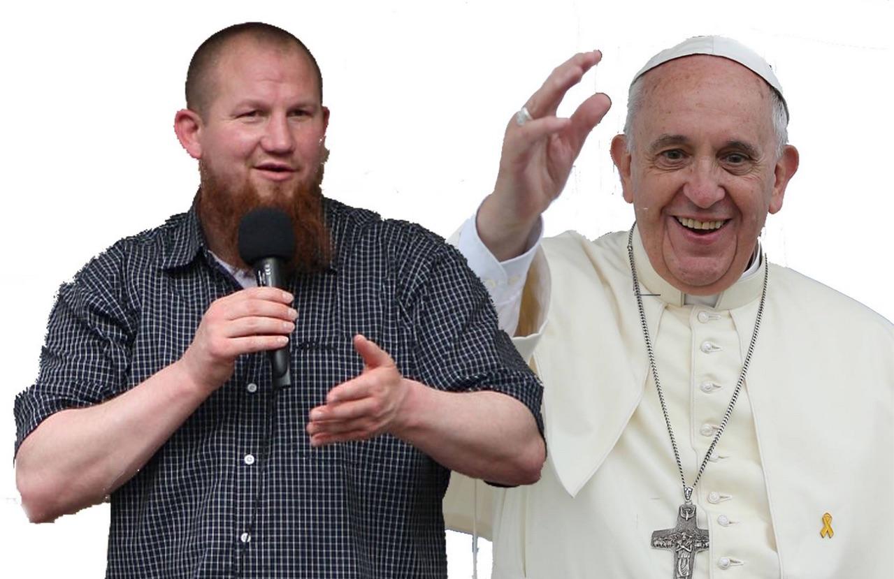 Wer ist liberaler, wenn es schwulen Sex geht. Papst Franziskus oder Pierre Vogel