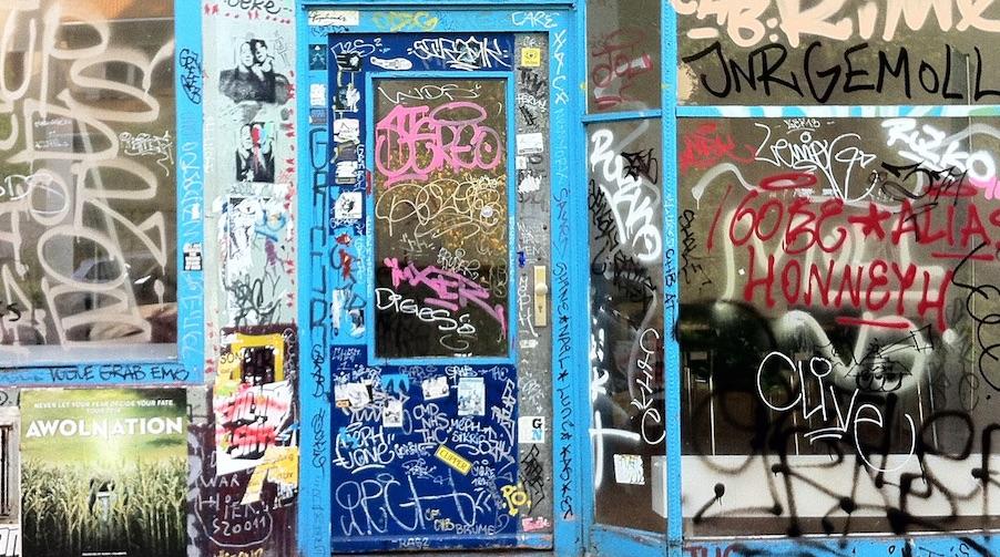 Zustände in Kreuzberg