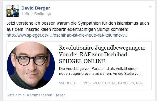 Berger'sche Argumentationskultur