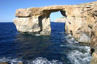 The Azure Window, Gozo, November 2008
