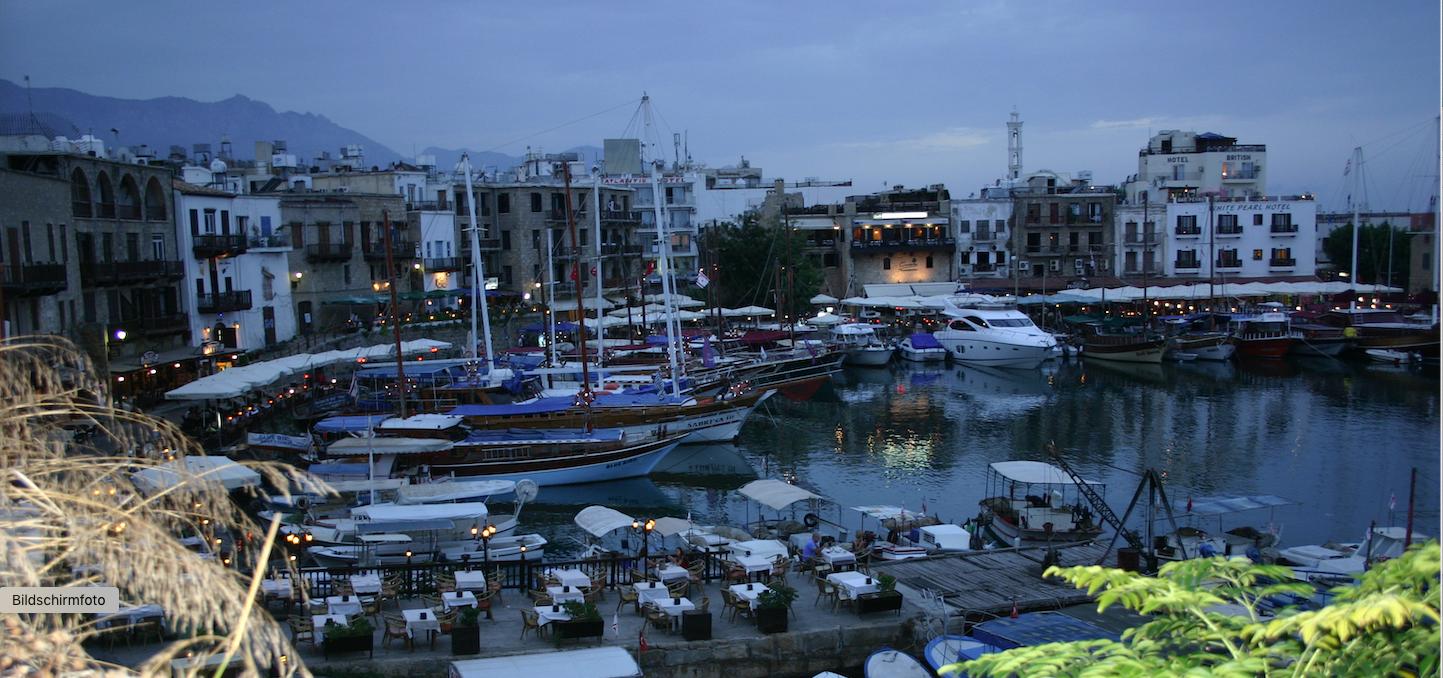 Girne Nordzypern, Hafen, Foto: Robert Niedermeier