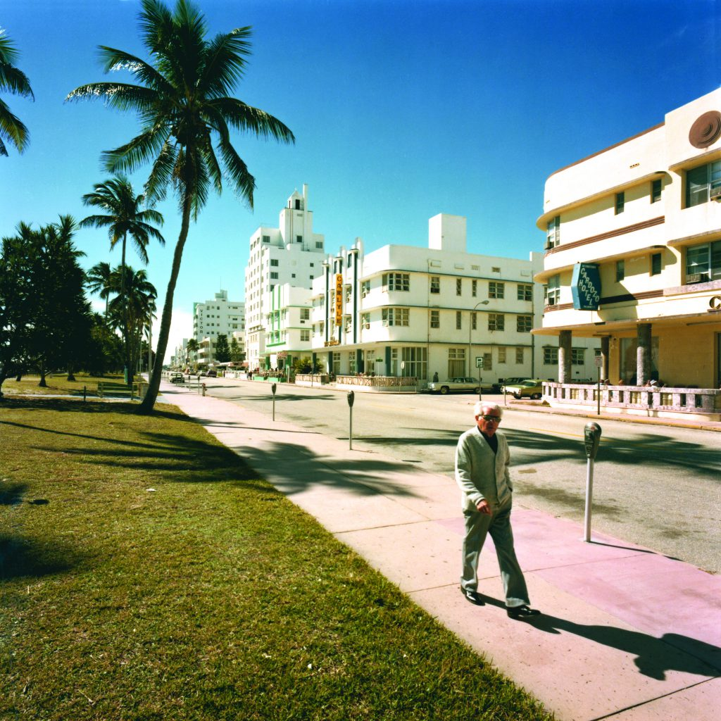 Nachmittags in Miami Beach