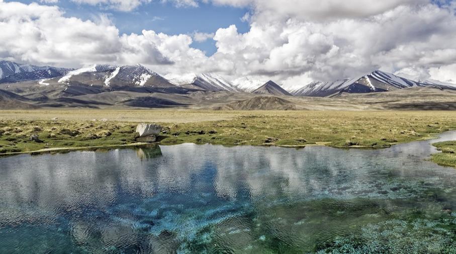 Pamir-Gebirge
