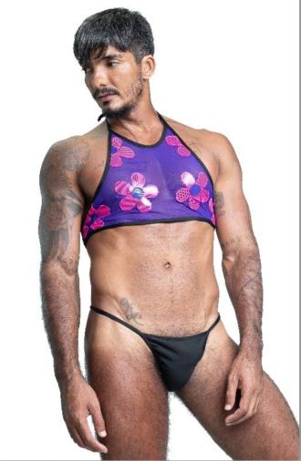 Der Paukenschlag: Männer-Bikini aus Rio räumt ab