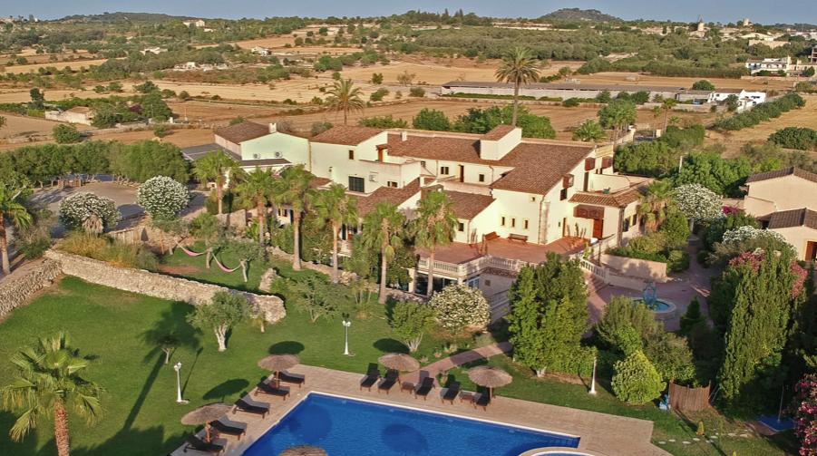 Langzeiturlauber, die dem trüben Winter entkommen möchten, sind auf der Son Manera Retreat Finca auf Mallorca herzlich willkommen. Bildnachweis: Son Manera Retreat Finca