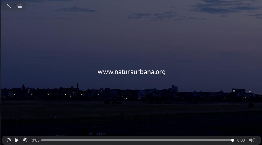The Brachen of Berlin- Film-Screenshot aus dem Trailer, © Copyright - NATURA URBANA -