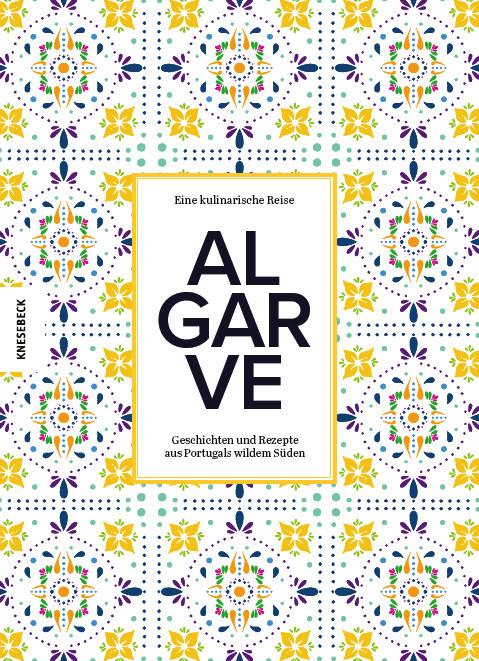 Algarve-Buchcover_ Genussreisebuch von Anja Jahn