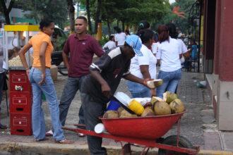 Gastarbeiter aus Haiti in der Dominikanischen Republik