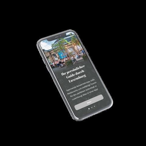 Die App zur Luxemburg-Card