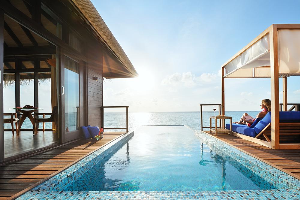 Malediven: Das Resort der Coco Collection auf Bude Hithi